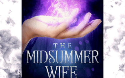 Book Review: The Midsummer Wife by Jacqueline Simonds (The Heirs of Camelot #1)