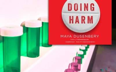 Book Review: Doing Harm by Maya Dusenberry