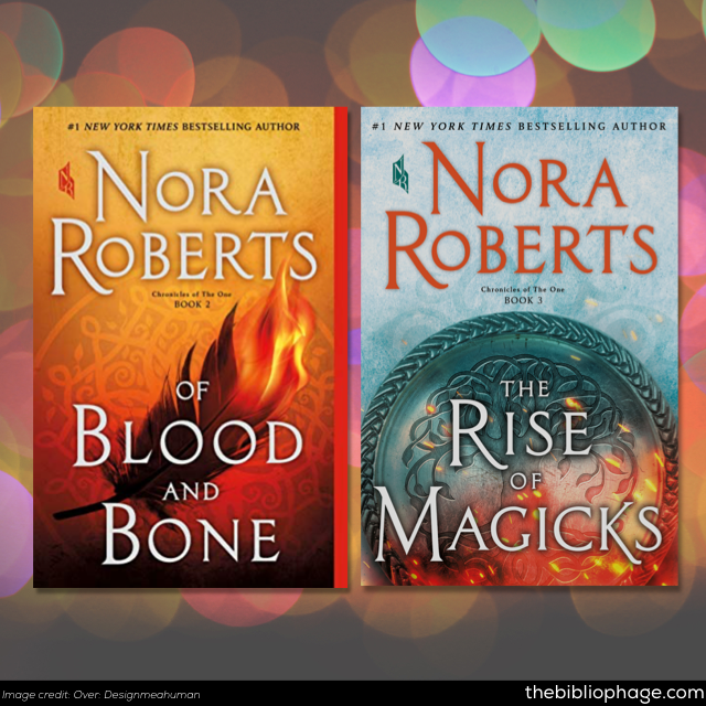 Chronicles of the One: Nora Roberts