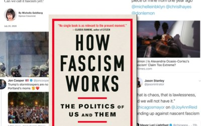 Jason Stanley Offers Stellar Explanation in How Fascism Works (Book Review)