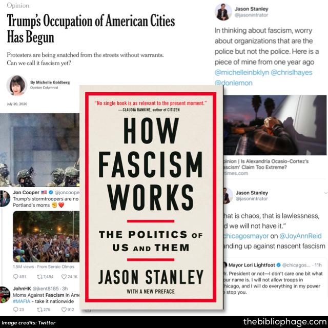 Jason Stanley: How Fascism Works