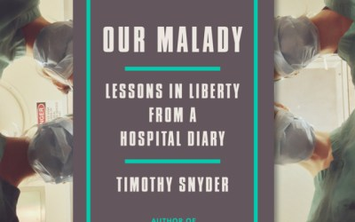 Our Malady by Timothy Snyder—Healthcare, Freedom & Politics (Book Review)