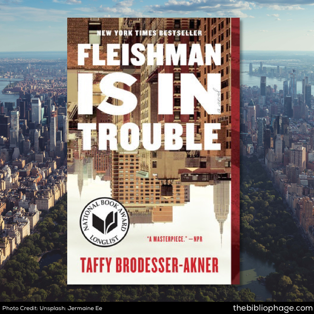 Taffy Brodesser-Akner: Fleishman Is in Trouble