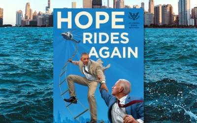 Hope Rides Again: Obama Biden Mysteries #2 by Andrew Shaffer (Book Review)