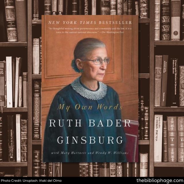Ruth Bader Ginsburg: My Own Words