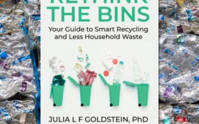Rethink the Bins: Your Guide to Smart Recycling and Less Household Waste from Julia L.F. Goldstein (Book Review)