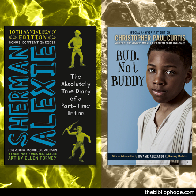 Boys in Two Books