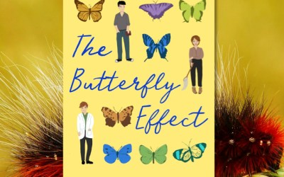 Rachel Mans McKenny: The Butterfly Effect is a Stellar Debut (Book Review)