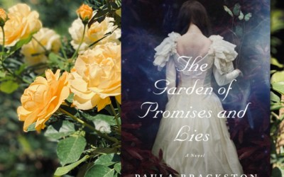 The Garden of Promises and Lies by Paula Brackston (Book Review)