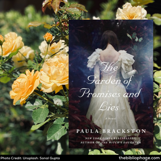 The Garden of Promises and Lies by Paula Brackston
