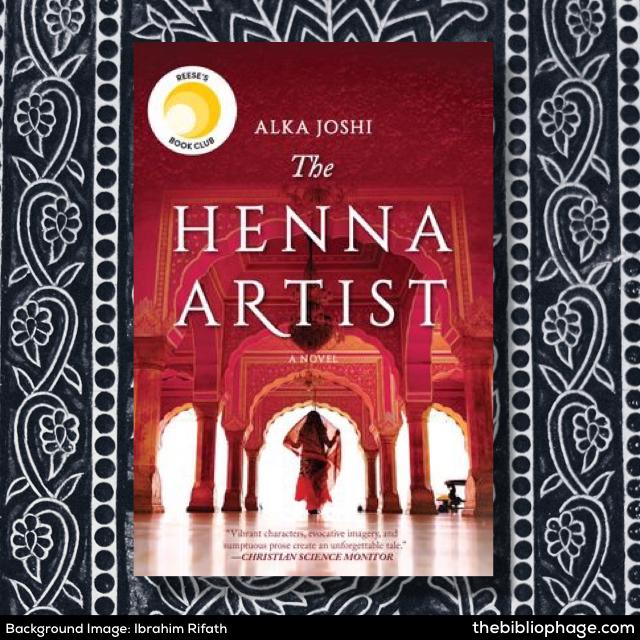 Alka Joshi: The Henna Artist
