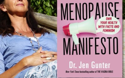 Dr. Jen Gunther, MD — The Menopause Manifesto (Book Review)