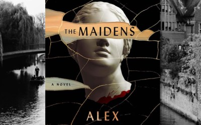 The Maidens — Literary Mystery from Alex Michaelides