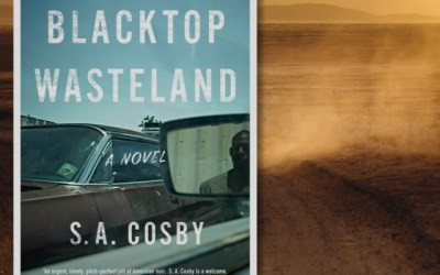 S. A. Cosby — Blacktop Wasteland (Book Review)