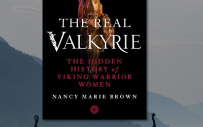 Nancy Marie Brown — The Real Valkyrie (Book Review)