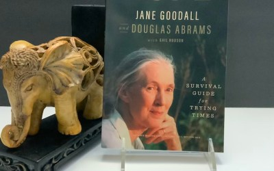 Douglas Abrams & Jane Goodall — The Book of Hope (Book Review)