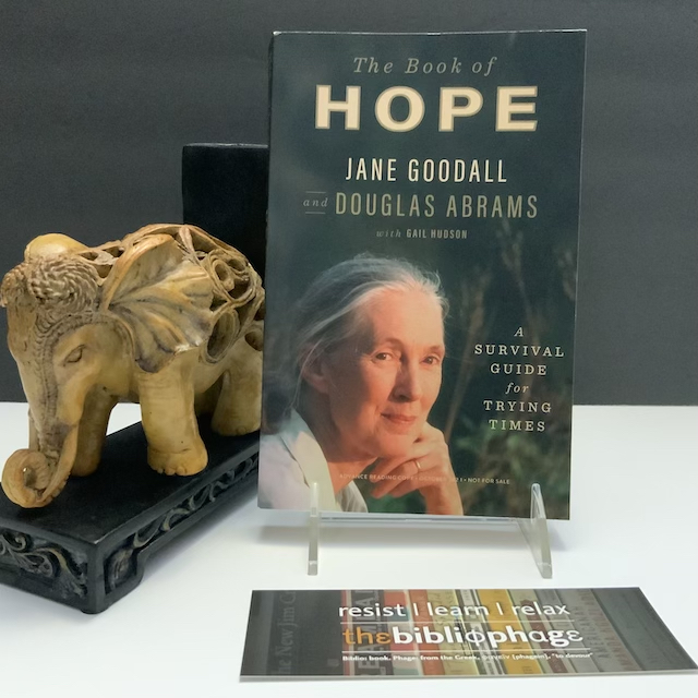 Abrams - Goodall - The Book of Hope