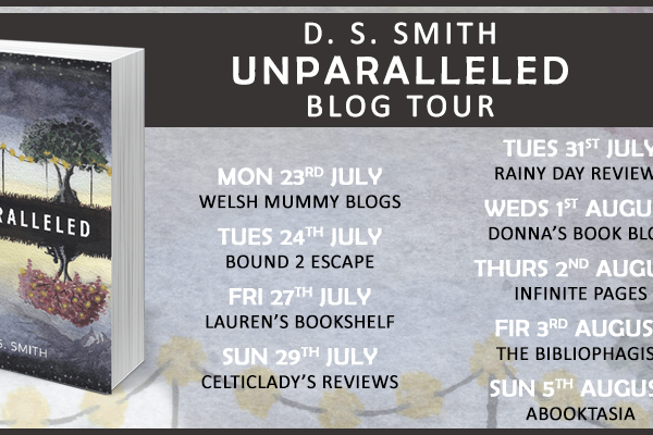 Blog Tour: Unparalleled – D.S. Smith
