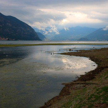 Moody Lake Iseo