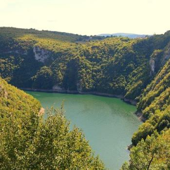 Beautiful views en route to Banja Luka.