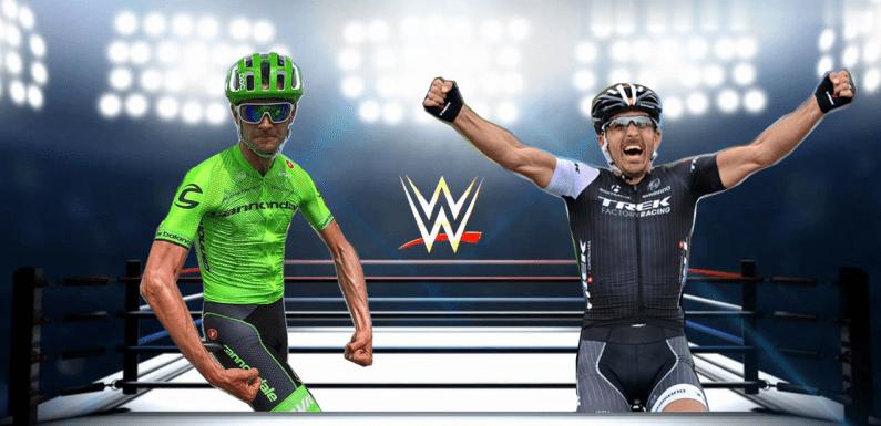 Phil Gaimon vs. Fabian Cancellara [Update]