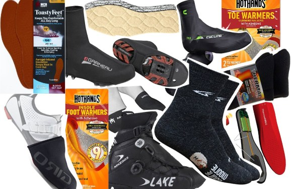Different Ways To Keep Your Feet Warm While Cycling