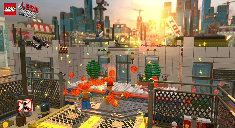 LEGO® Movie - Videogame game giveaway