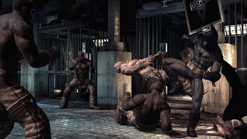 Batman Arkham Asylum Game Giveaway