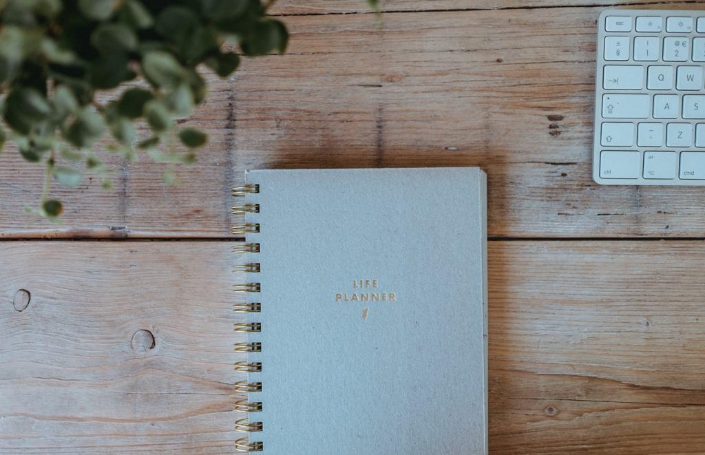 manage stress properly by organizing