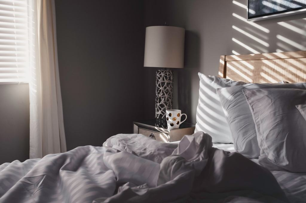 manage stress properly by sleep