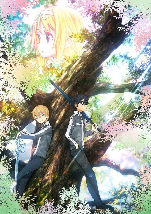 SAO Season 3 'Sword Art Online: Alicization' To Premiere In October 2018