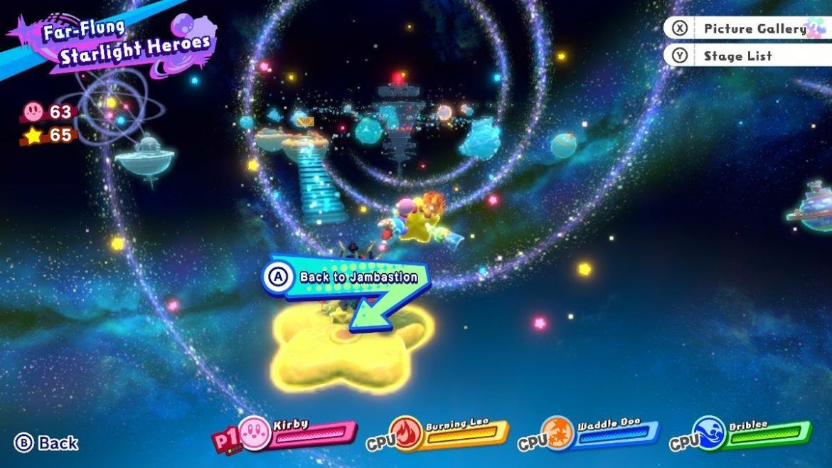 Kirby: Star Allies review.