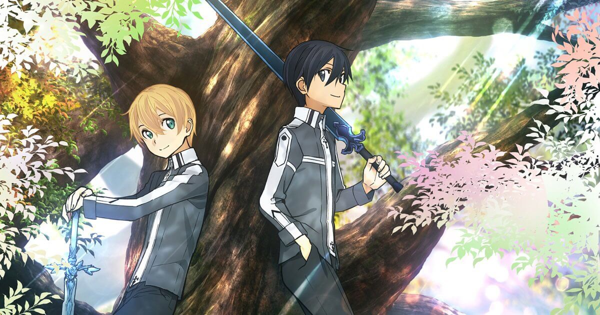 Check out the Sword Art Online Alicization Character Designs!