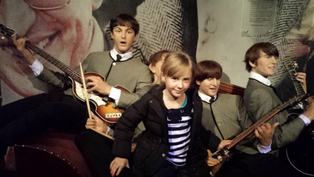 Beatles Madame Tussauds