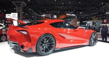 Sneak Peak: Preview of New York Auto Show