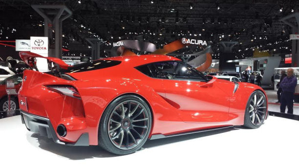 Toyota new york international auto show