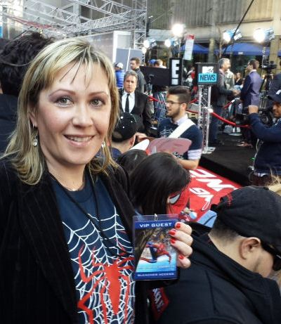 Amazing Spider-Man 2 Red Carpet Premiere – New York City – PHOTOS