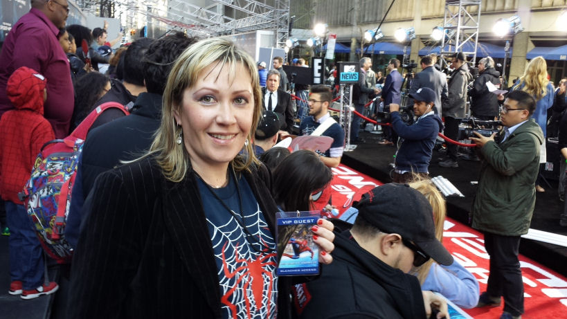 the-amazing-spider-man-2-nyc-premiere vip guest