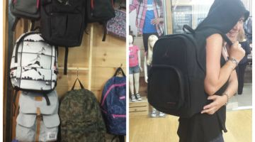 Nike, Jordan, Levi's and Converse Back To School Preview {Photos}