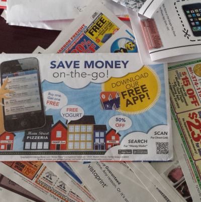 Start saving today with Money Mailer instant coupons + Couponing tips