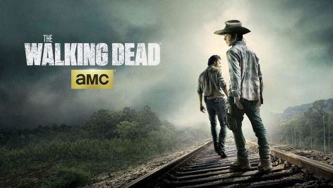 walking dead on netlix