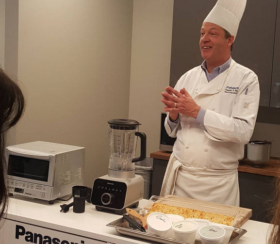 panasonic chef
