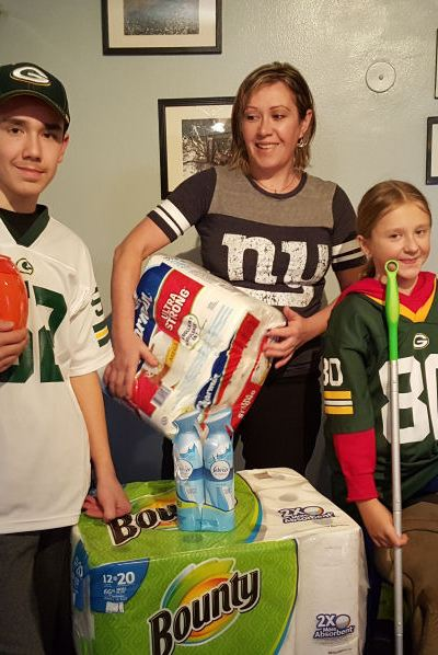 How to Get the House Ready for the Big Game Party & #GameDayTraditions Cleaning Tips