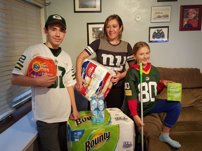 How do you get your home ready for the big game