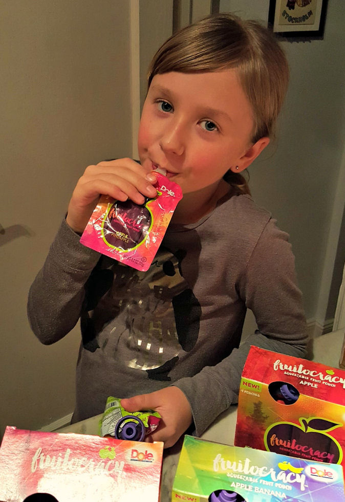 Dole Fruitocracy flavor testing