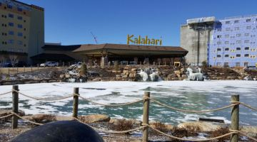 Our Adventure at Kalahari Resort and Water Park, PA + A Giveaway!