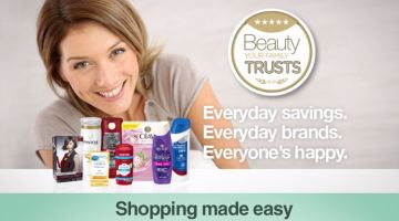 Skip the Stores, Shop Online for Beauty Your Family Trusts