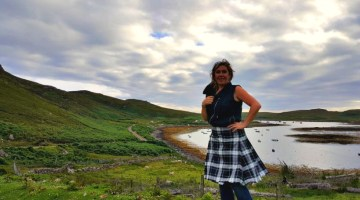 14-Days Scotland Road Trip