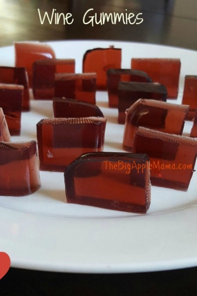 How to make a DIY Homemade Wine Gummies – Only 3 Ingredients