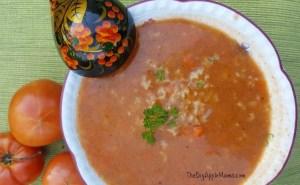 tomato-rice-soup